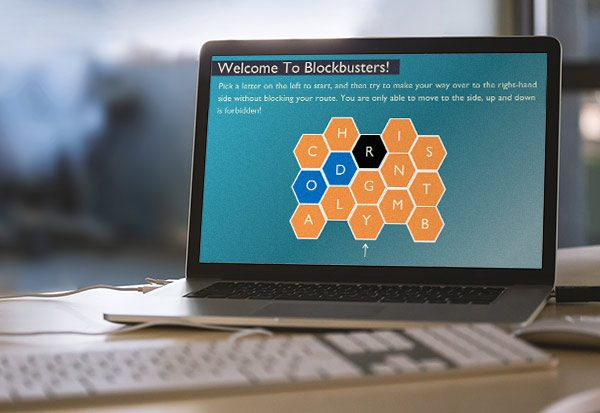 Blockbusters Articulate Storyline Template
