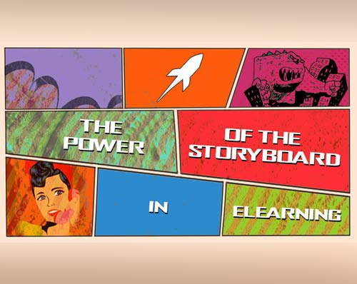 Power of Storyboard eLearning Industry