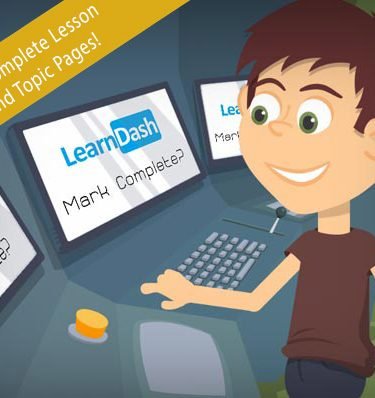 Lesson and Topic Progression plugin for LearnDash LMS