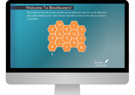 Blockbusters Storyline Template