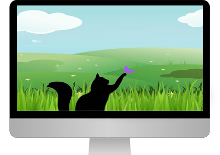 Mouse Based Parallax Effect Template